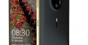 Lumia 930 и 830 теперь в золоте