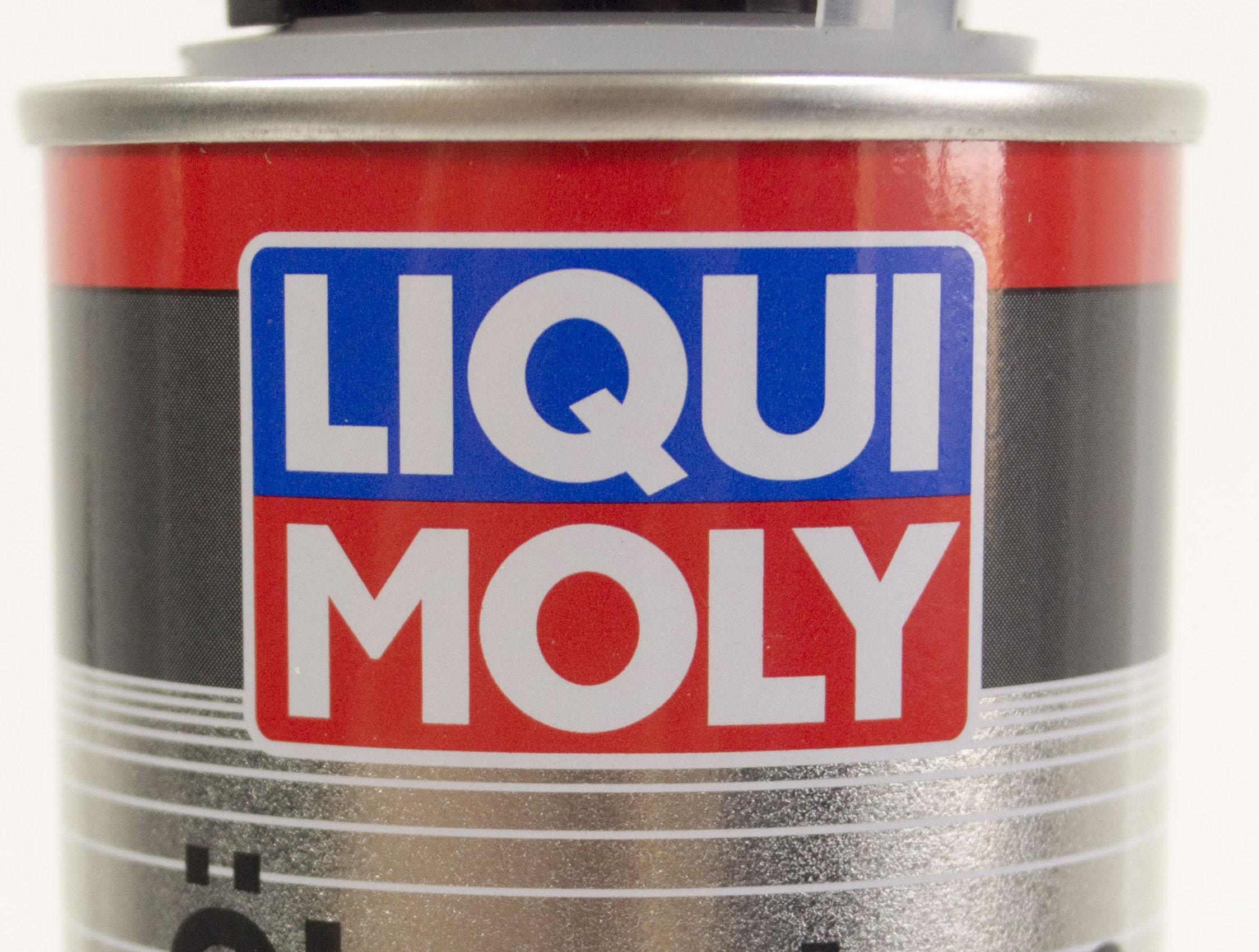 Промывка двигателя, liqui moly