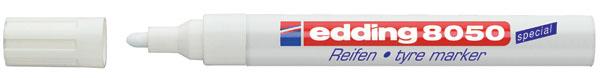 маркер для резины edding 8050