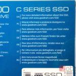 Обзор на SSD диск GOODRAM CX200 120 Гб TLC (SSDPR-CX200-120)