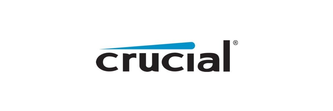 лого компания Crucial logo