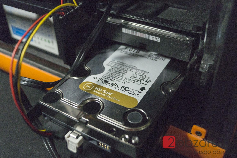 Жесткий диск WD Gold 1.0 Tb WD1005FBYZ
