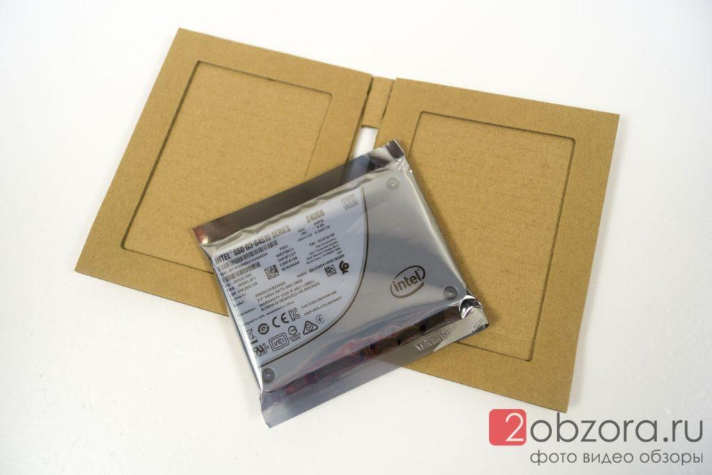 Intel SSD S4510 240Gb SSDSC2KB240G801