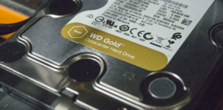WD Gold WD1005FBYZ test обзор