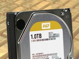 новый и интересный жесткий диск