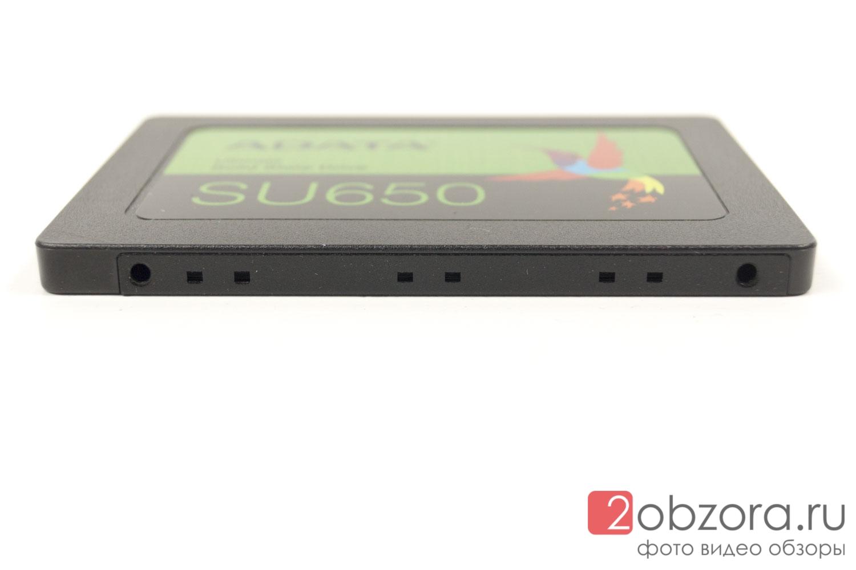 SSD диск Adata SU650 480 Гб (ASU650SS-480GT-R)