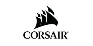 компания Corsair, logo corsair, лого корсар