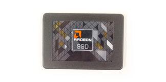 SSD диск AMD Radeon R5 120 Гб 3D TLC R5SL120G