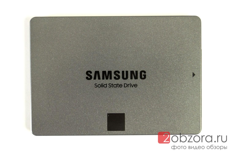 SSD диск SAMSUNG 860 QVO 1Tb QLC (MZ-76Q1T0BW)